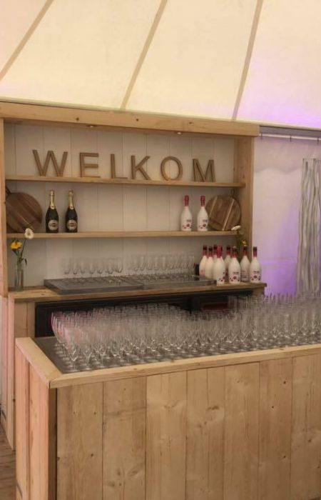 Partyservice (buffet/ drank/ servies/)